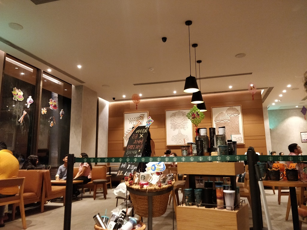 Open Starbucks Cofee Branch