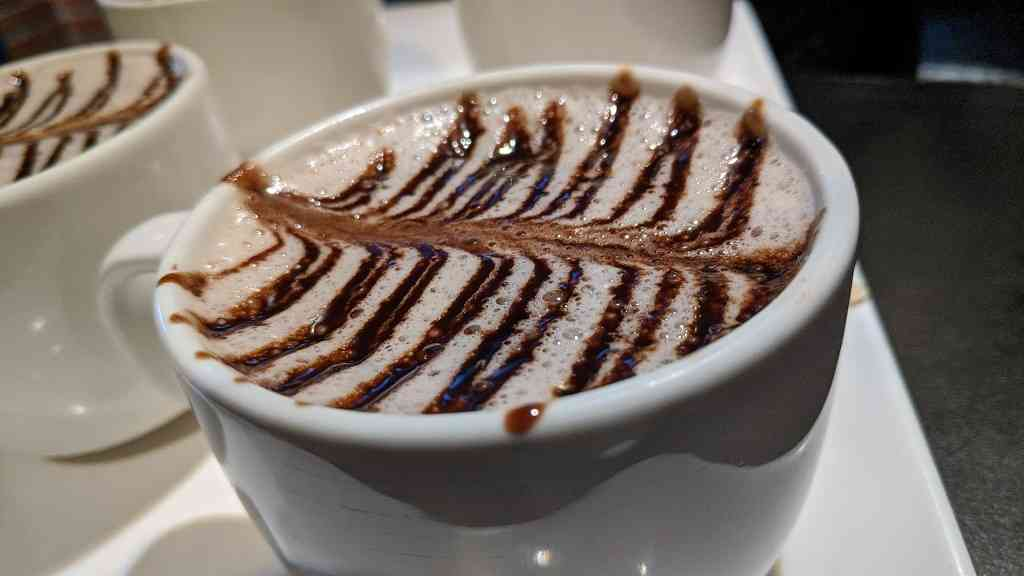 coffee pic from surtea coffee shop in surat